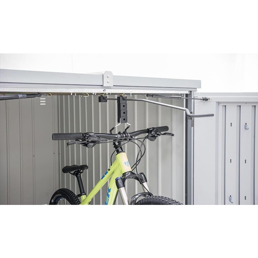 Rail v lo mini garage biohort for Garage mini luxembourg